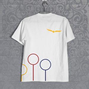 Áo phông Asian Quidditch Cup (AQC) 2017