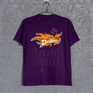 Áo phông đội quidditch Hanoi Draco Dormiens