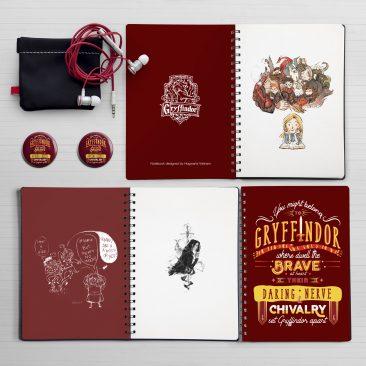 Sổ bốn Nhà Hogwarts