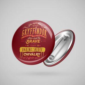 Huy hiệu Gryffindor