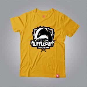 Áo thun Hufflepuff Quidditch Team – Màu nhà