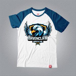 Áo thun Ravenclaw Quidditch Team – Raglan