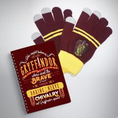 Combo Găng tay và Sổ tay Gryffindor